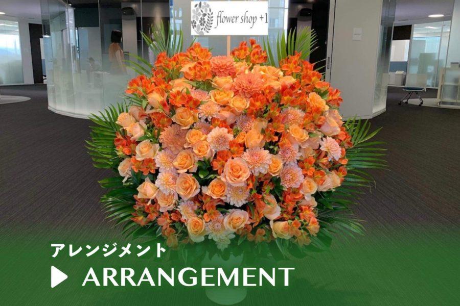 アレンジメント | 神戸三宮の花屋 +1 (プラスワン)