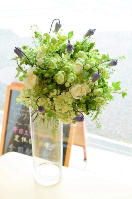 ウェディング・ブライダル | 神戸三宮の花屋 +1 (プラスワン)